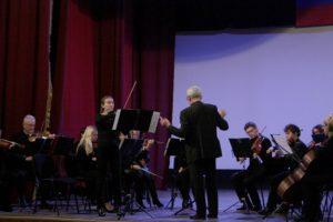 «Урок живой музыки» в школе №22
