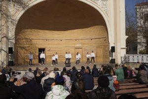 Концерт на «Ракушке» от СЦКиИ