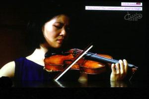 Всероссийский виртуальный концертный зал. Финал конкурса скрипачей