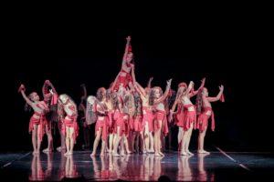 Благотворительный концерт школы танца «Карамель»