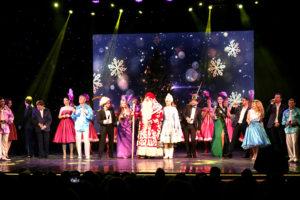Премьера шоу «1000 и 1 новогодняя ночь»