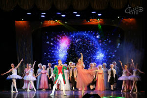Премьера новогодней сказки в СЦКиИ: «Щелкунчик и Мышиный король»