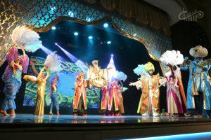 Премьера новогодней сказки в СЦКиИ: «Аладдин»