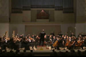 Концерт классической музыки: прямая трансляция в СЦКиИ
