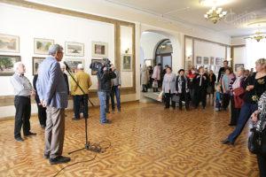 Выставка «Севастополь – Ленинград – Крым – Россия»