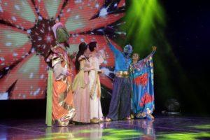 Волшебный мюзикл «Аладдин» снова в Севастополе. Не пропустите!
