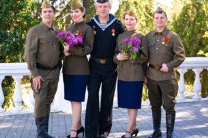 Севастопольские артисты присоединились к акции «Песни Победы»