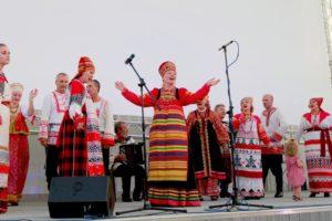 «Наши песни на Матросском» от ансамблей «Русь» и «Играй, гармонь!»