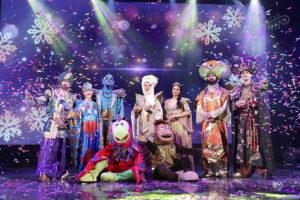 Герои сказки «Возвращение Джафара» поздравляют с Новым годом!