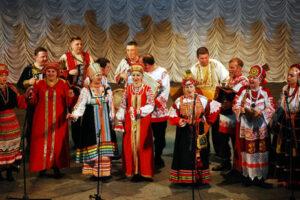 Ансамбль «Русь» взял Гран-при на республиканском фестивале