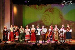Народному фольклорному ансамблю «Русь» присвоено звание «Заслуженный коллектив народного творчества»