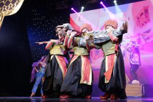 """Спектакль-мюзикл """"Аладдин"""" показали в СЦКиИ"""