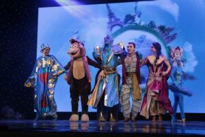 Мюзикл «Возвращение Джафара» публика встречает с восторгом