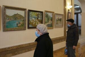 Художественная выставка «Ленинград — Севастополь — Крым — Россия»