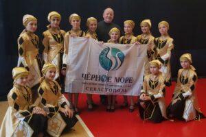 Образцовая хореографическая студия «Черное море» получила Гран-при на фестивале «Зимняя звезда»