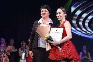 Артистов «Черного моря» наградили в Международный день танца