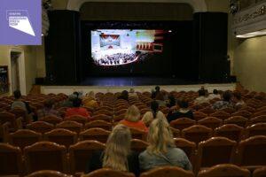 Симфонический оркестр под управлением Павла Когана выступил в виртуальном зале СЦКиИ