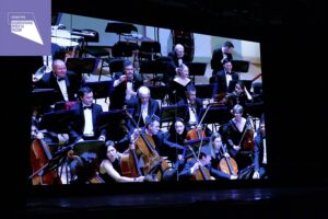 Национальный филармонический оркестр России выступил в «Виртуальном зале» СЦКиИ