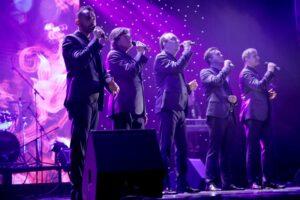 Состоялась премьера концерта «По волнам нашей памяти»