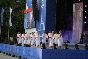 Концерт в День города Севастополя с участием артистов СЦКиИ