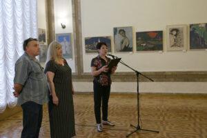 Выставка памяти художника Владимира Бондаренко