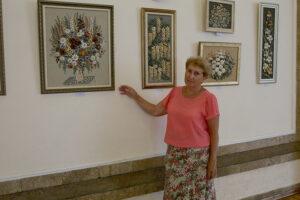 Выставка «Каменный цветок»