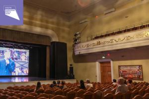 Денис Мацуев выступил в виртуальном концертном зале СЦКиИ
