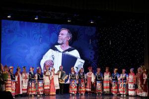 Концерт памяти заслуженного гармониста России Петра Савченкова