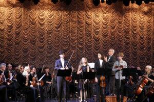 Гала-концерт «Осенний звездопад» в Севастополе