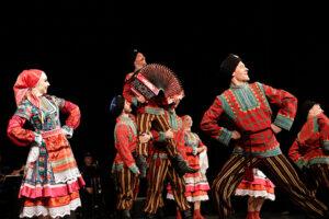 Концерт ансамбля «Ставрополье»